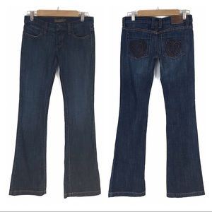 Frankie B. 2 Downtown J'Adore Heart Pocket Jeans